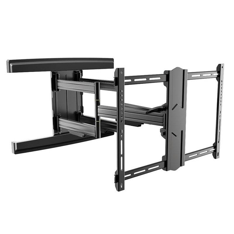 tv wandhalterung 80cm ausziehbar schwenkbar 37 80 xantron stro. Black Bedroom Furniture Sets. Home Design Ideas